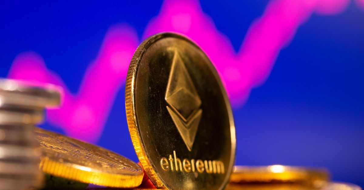 ethereum breaks reuters bitcoin