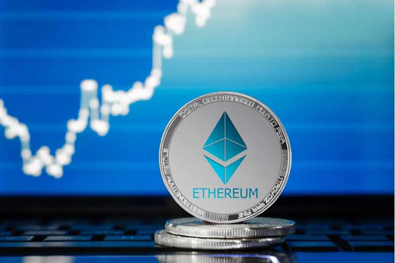 ethereum climbs green investing