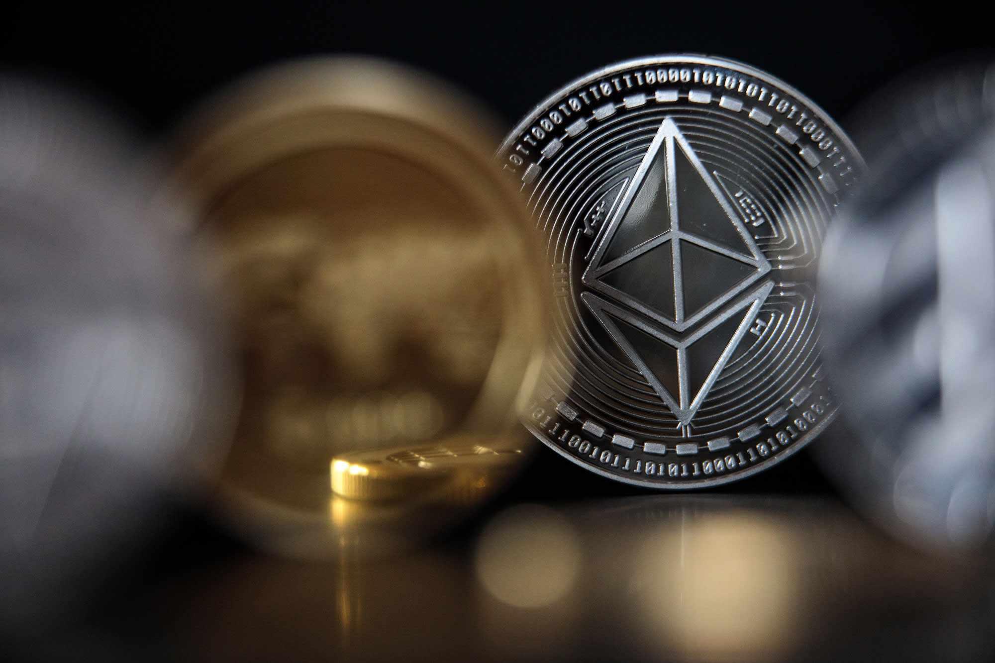 ethereum record digital blockchain