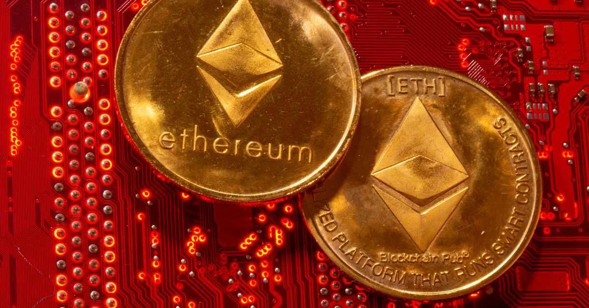 ethereum, supply, reuters, fix, transaction,