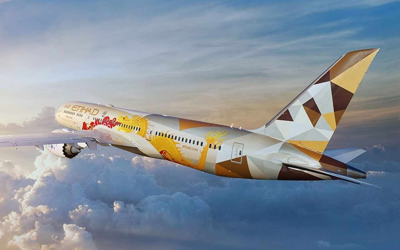 etihad airways travel vaccinated plans