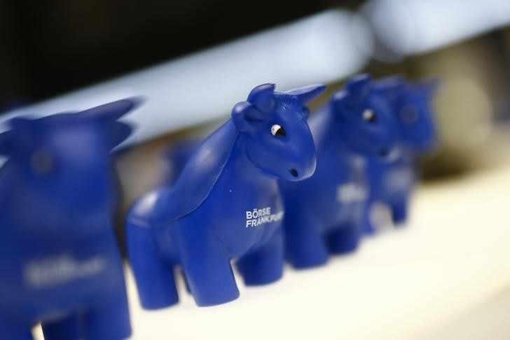 europe lower stock global selloff