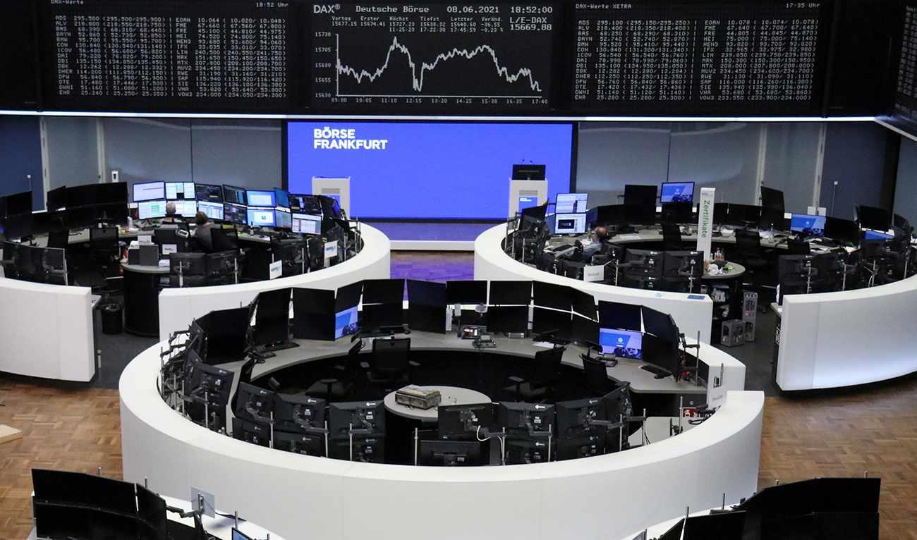 europe real-estate stocks shares peaks