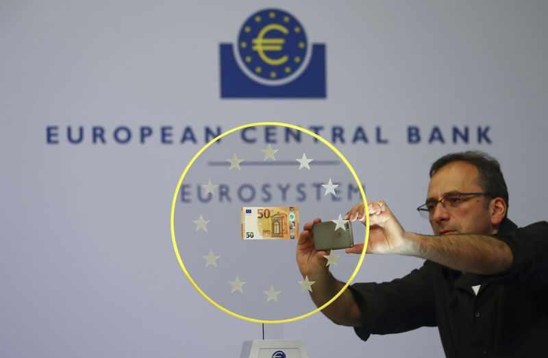europe stock edge ecb