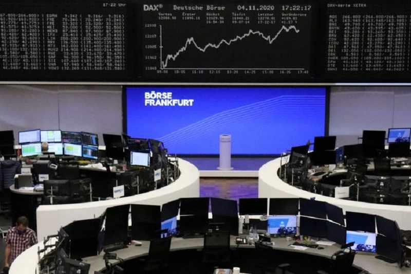 europe stock futures european pandemic