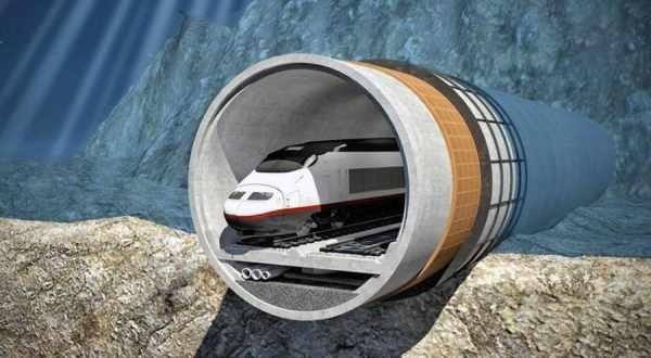 europe tunnel ambitious undersea plan