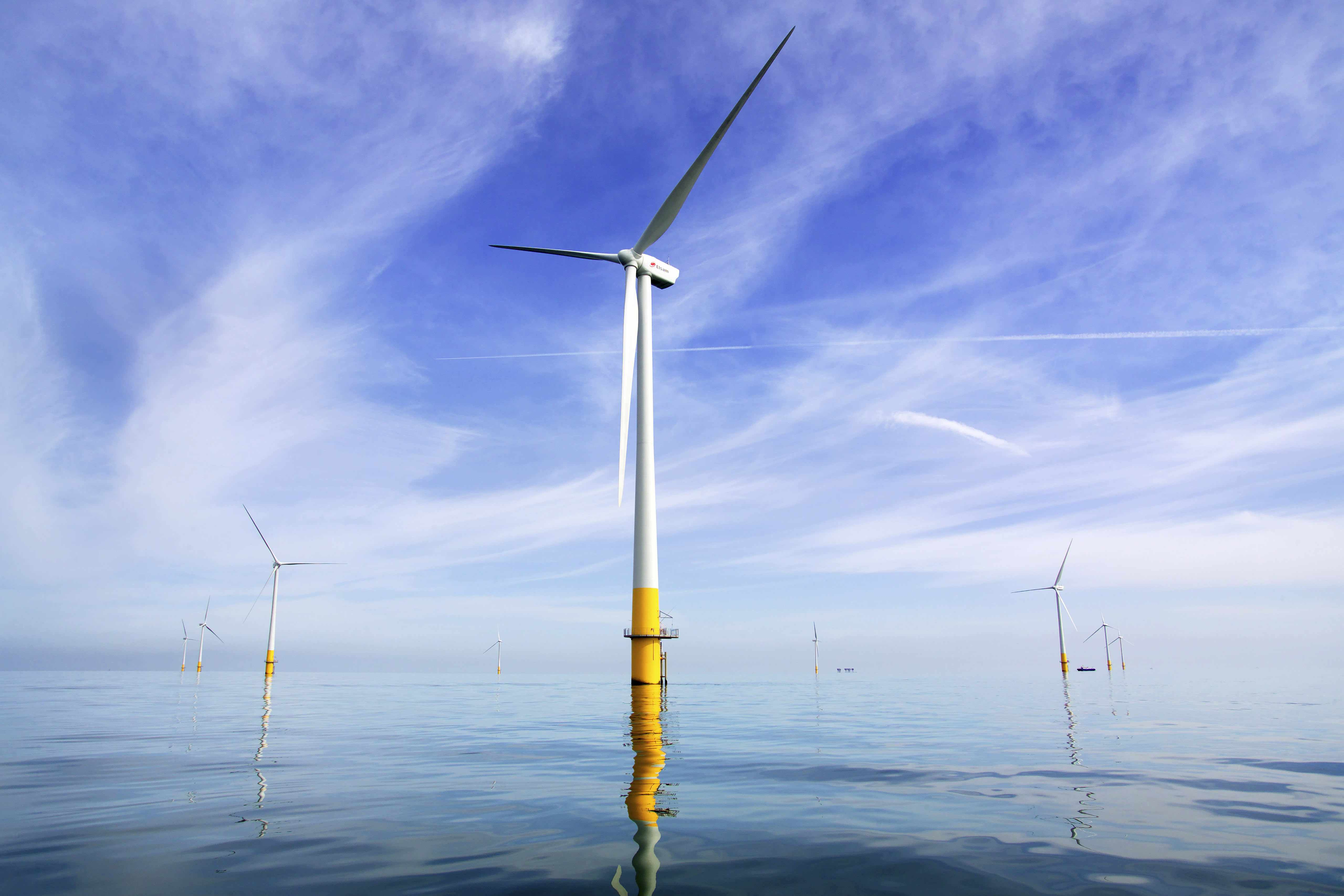 europe wind offshore investment sector
