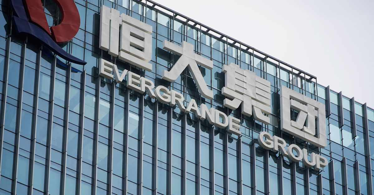 evergrande, china, group, real, estate,