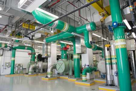 expo cooling plant emicool district