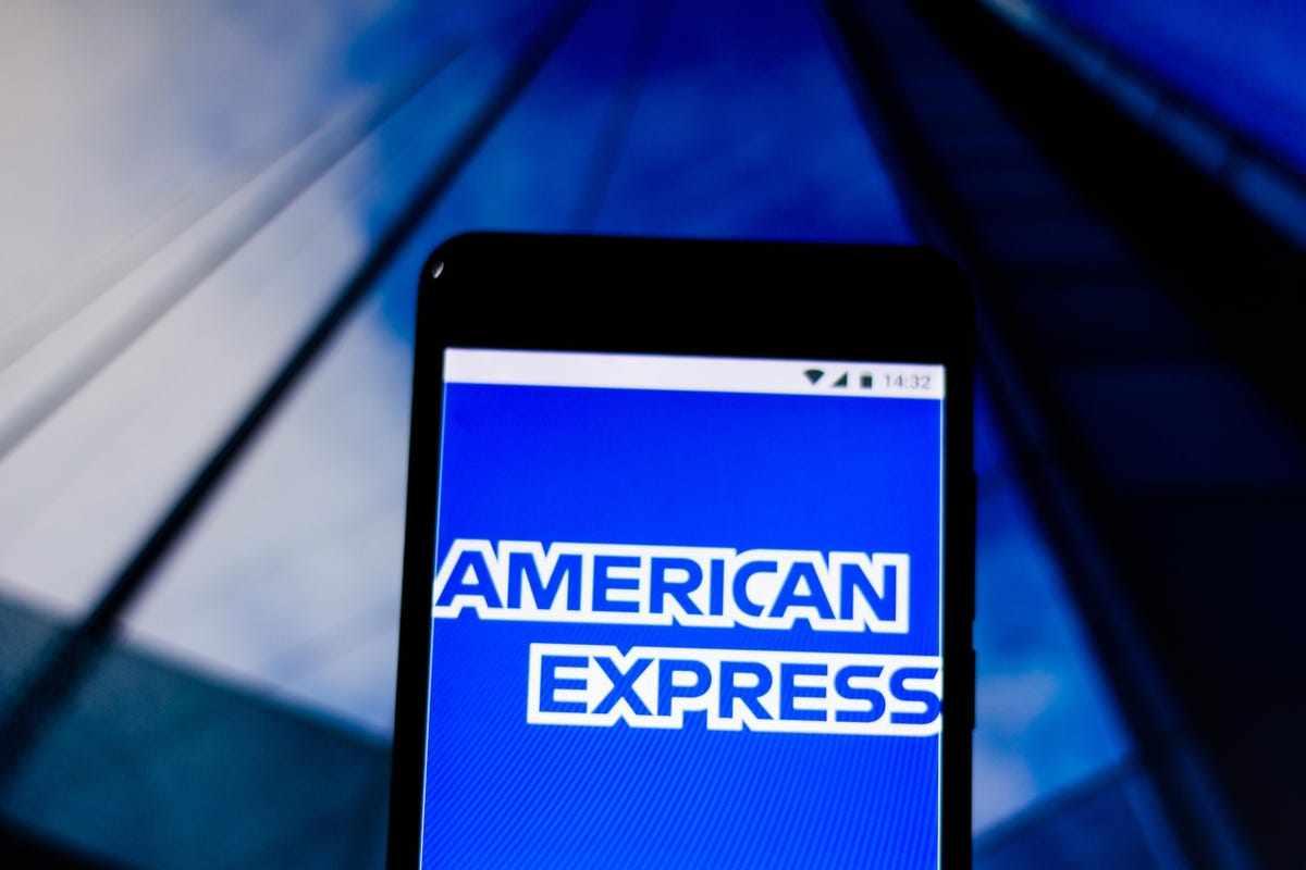 express american stock revenues income