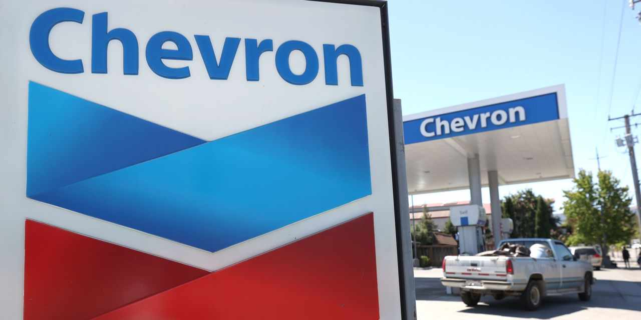 exxon mobil oil stocks chevron