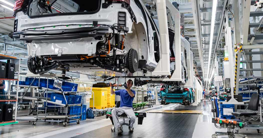 factories tiny parts disrupts auto