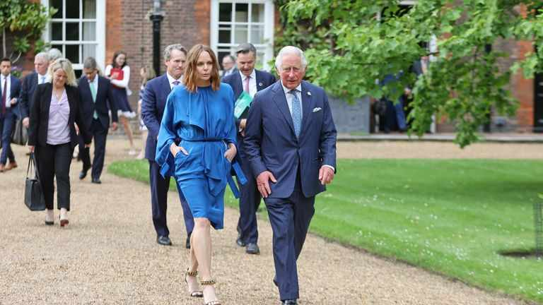fashion mccartney stella industry crisis