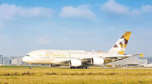 financing, etihad, linked, aviation, sustainability,