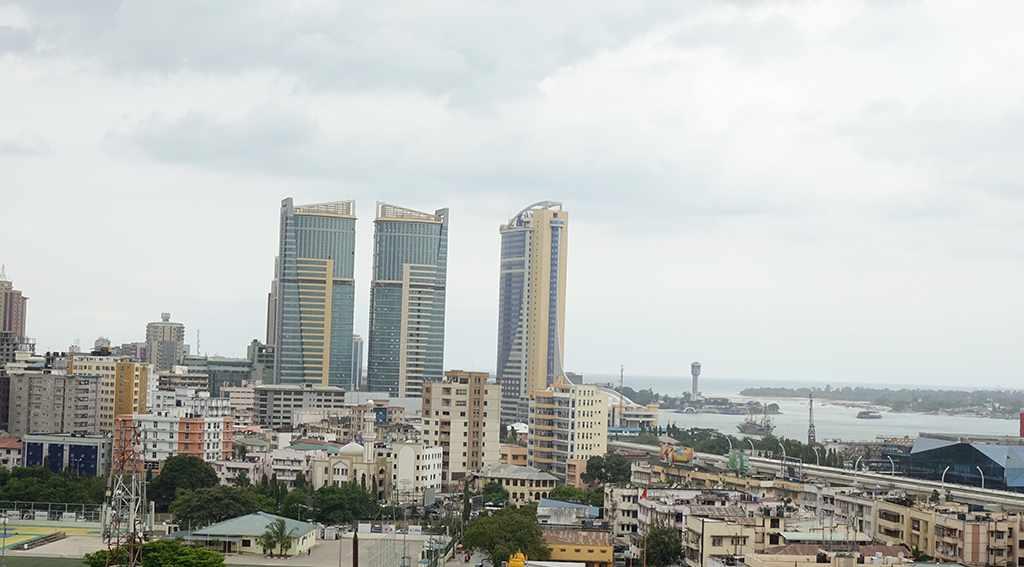 fintech tanzania sector nascent