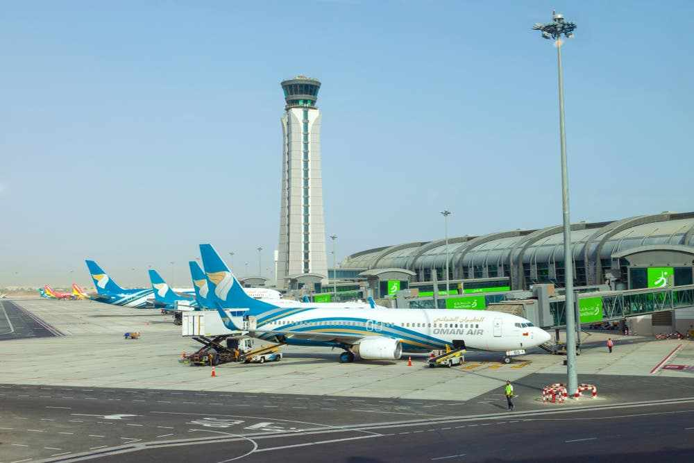 flights borders cancelled oman entry