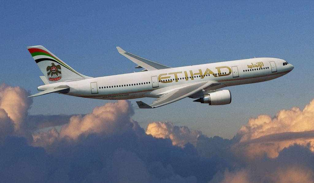 flights etihad airways aviv