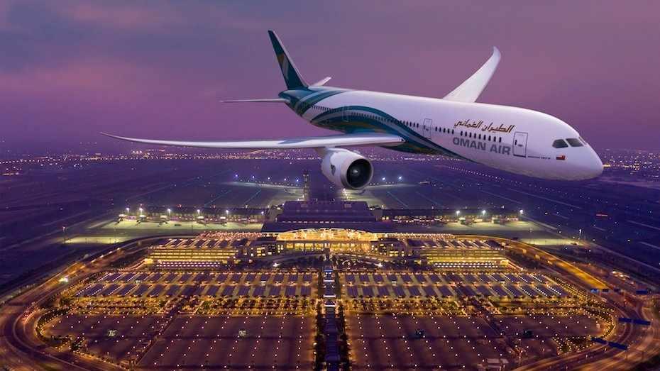flights muscat oman