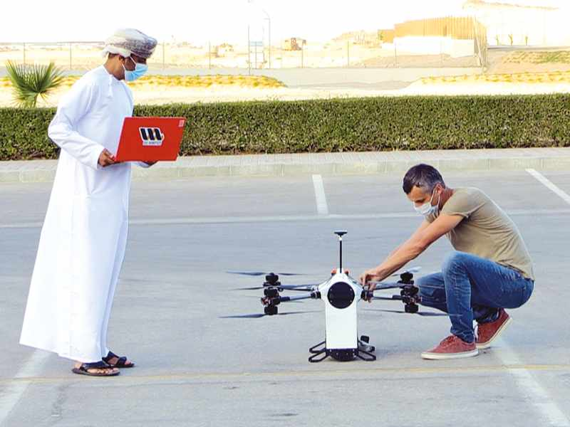 food, drones, experiments, services, delivered,