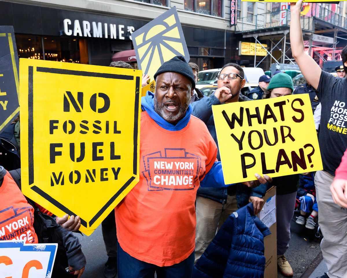 fossil fuel divestment movement investors