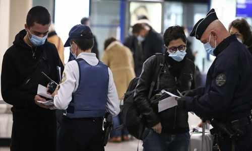 france bahrain restrictions passengers visas