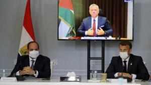 france egypt jordan statement leaders