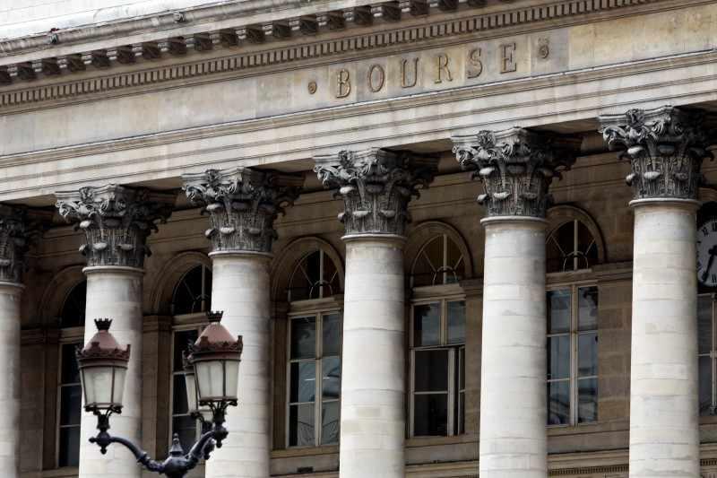 france trade stocks cac