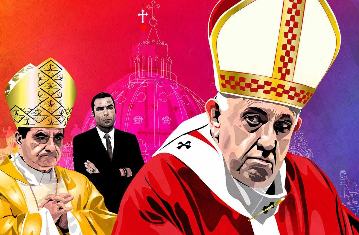 francis, pope, vaticans, corruption, forbes,