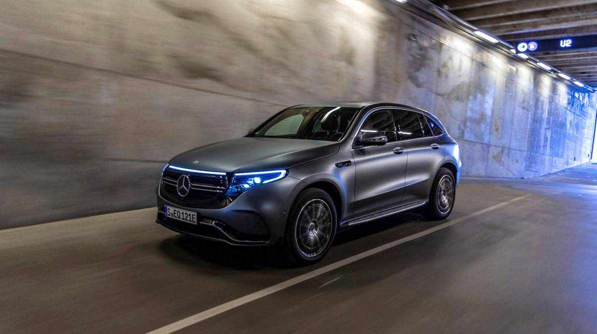 fully charged beast mercedes benz