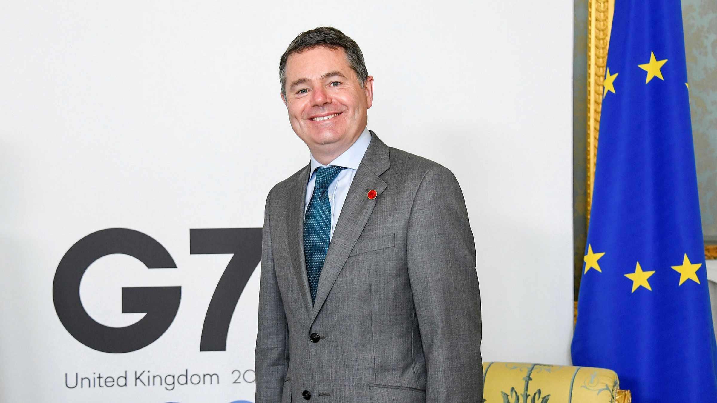 g7 irish consensus corporate