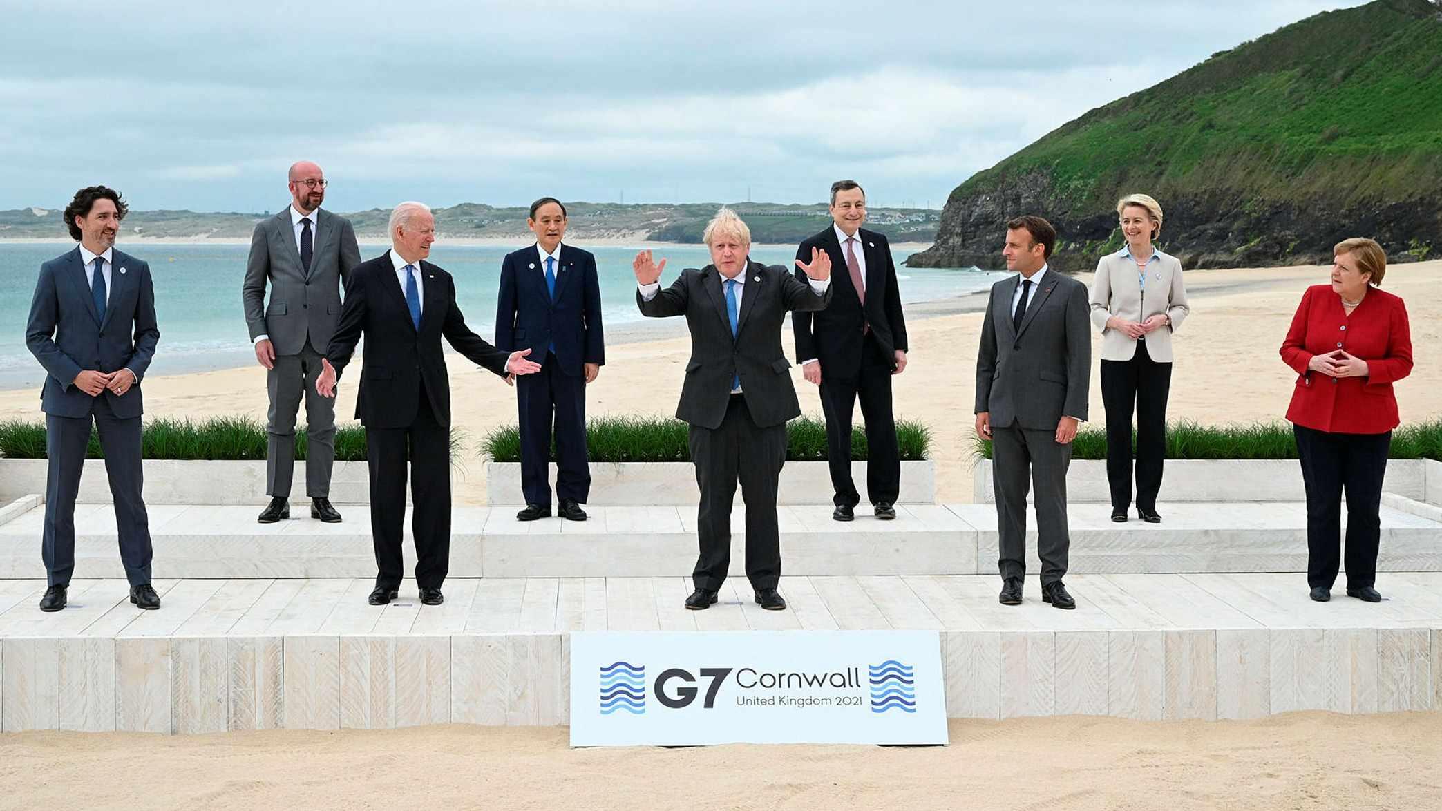 g7 leaders biden economic stimulus