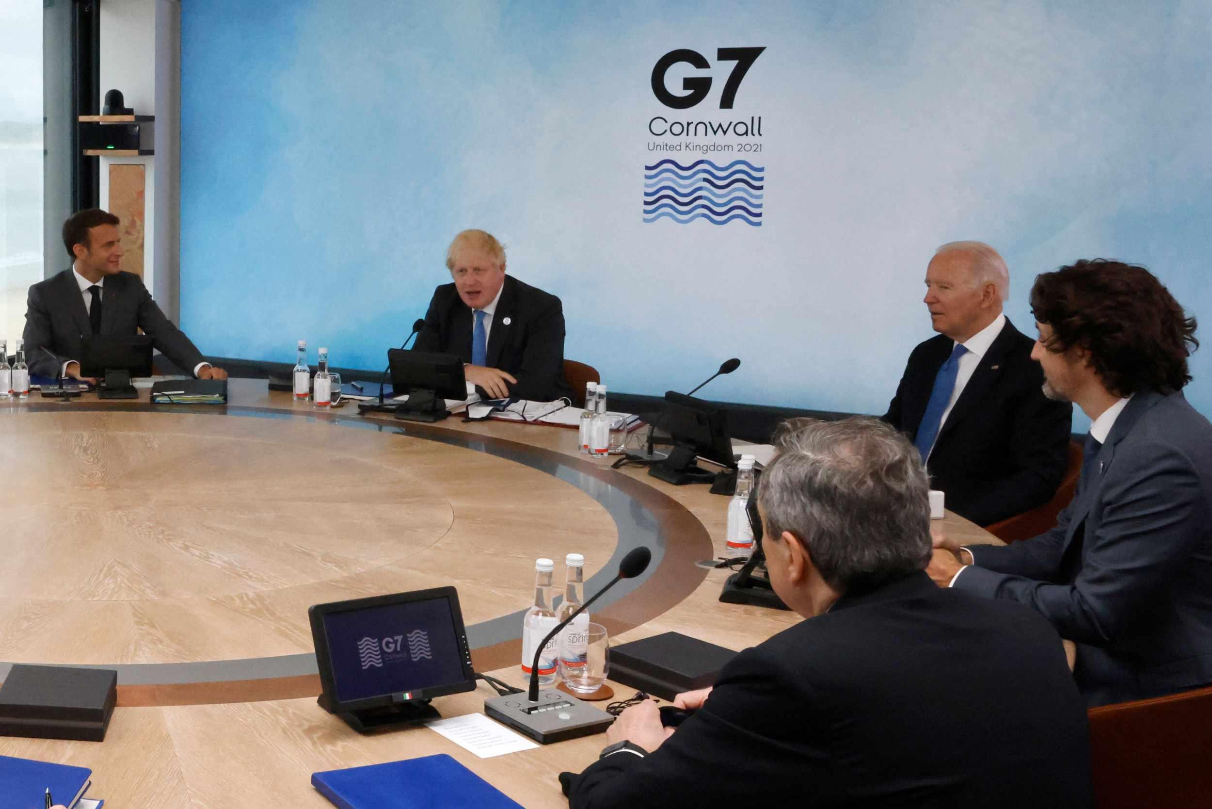 g7 world leaders pandemic prevent