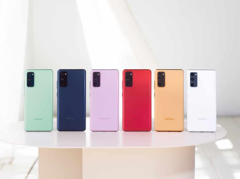 galaxy samsung smartphone outstanding design