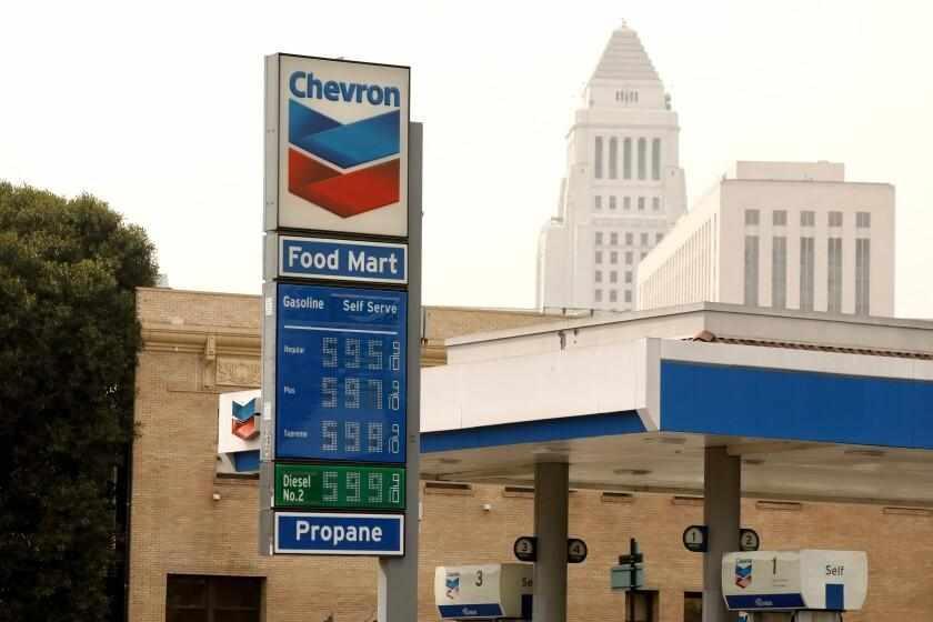gallon, gas, prices, los, angeles,