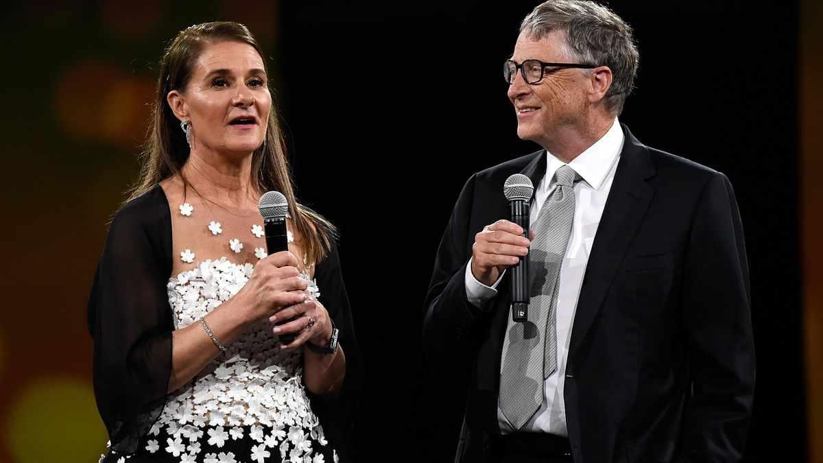 gates split billionaire divorces