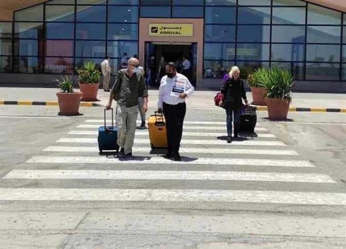 german, committee, marsa, alam, airport,
