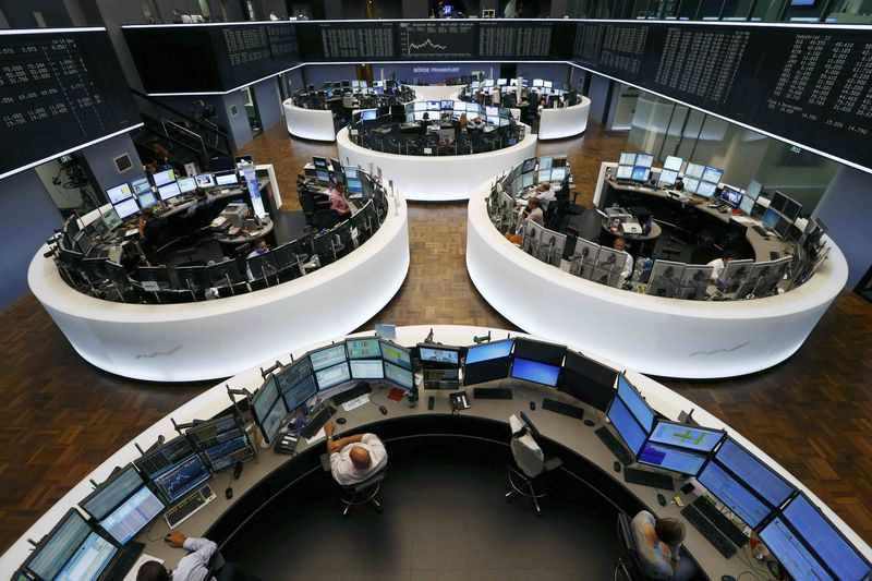 germany trade stocks dax
