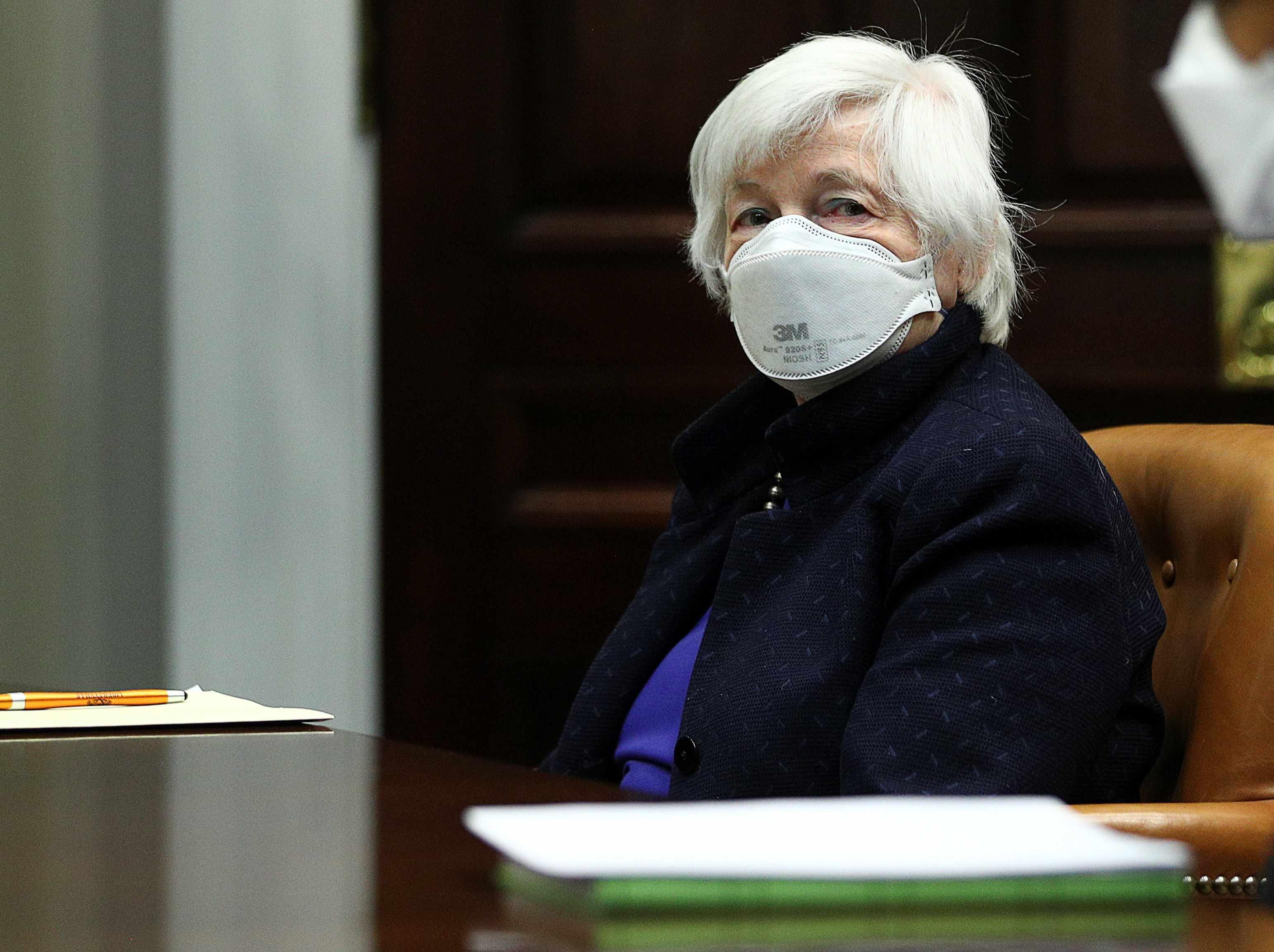 global treasury secretary corporate tax