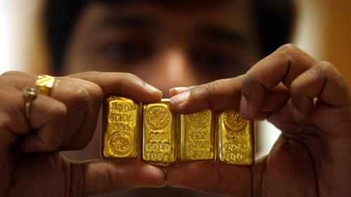 gold banks tonnes february reserves