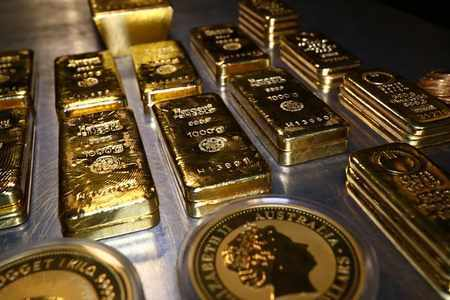 gold economic hopes recovery ounce