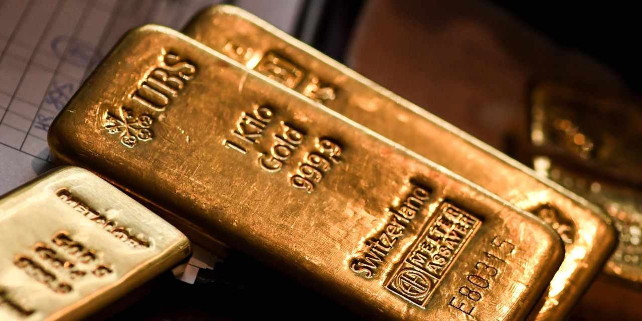 gold prices experts slip say