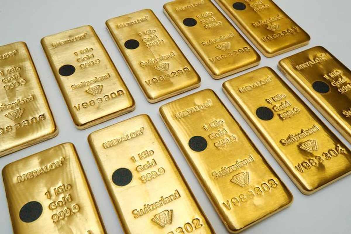 gold risk appetite renewed lustre