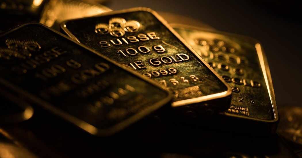 gold talk inflation investors look