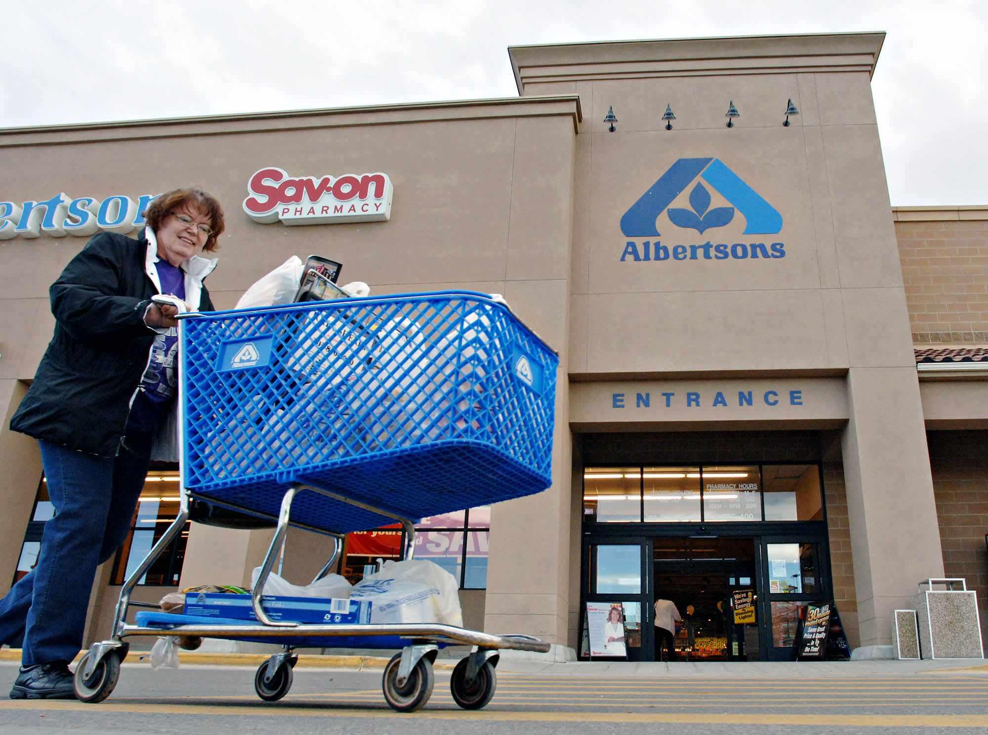 goldman kroger albertsons inflation grocers