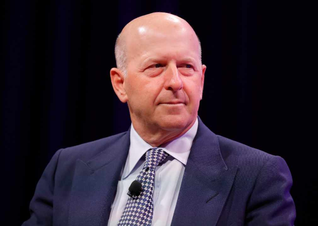 goldman sachs ceo bitcoin evolution