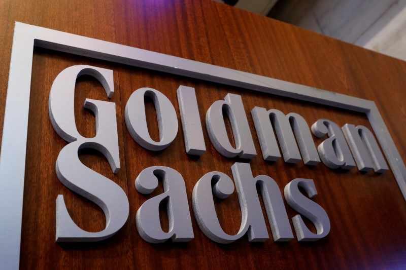 goldman, sachs, greensky, reuters,