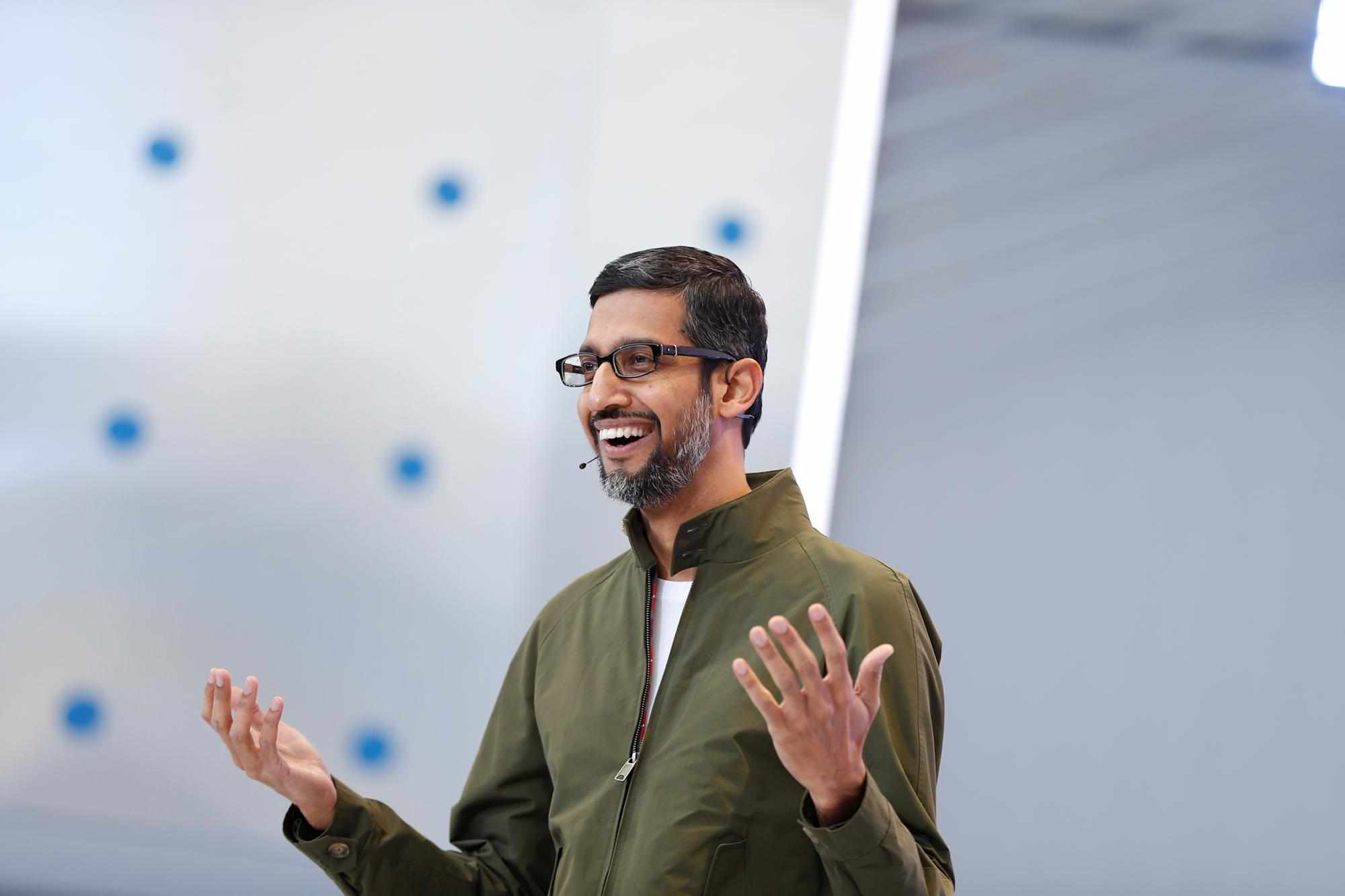 google ceo place went wrongplease