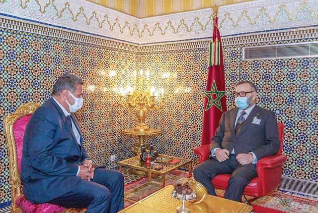 government, akhannouch, businessman, king, morocco,