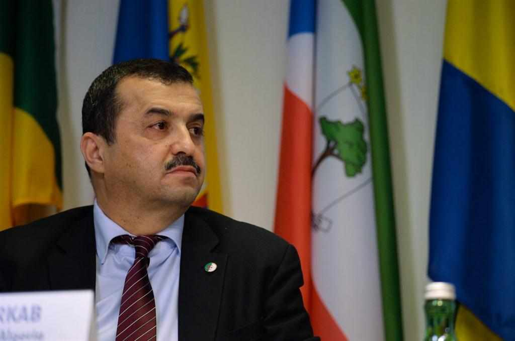 government energy reshuffle algeria state