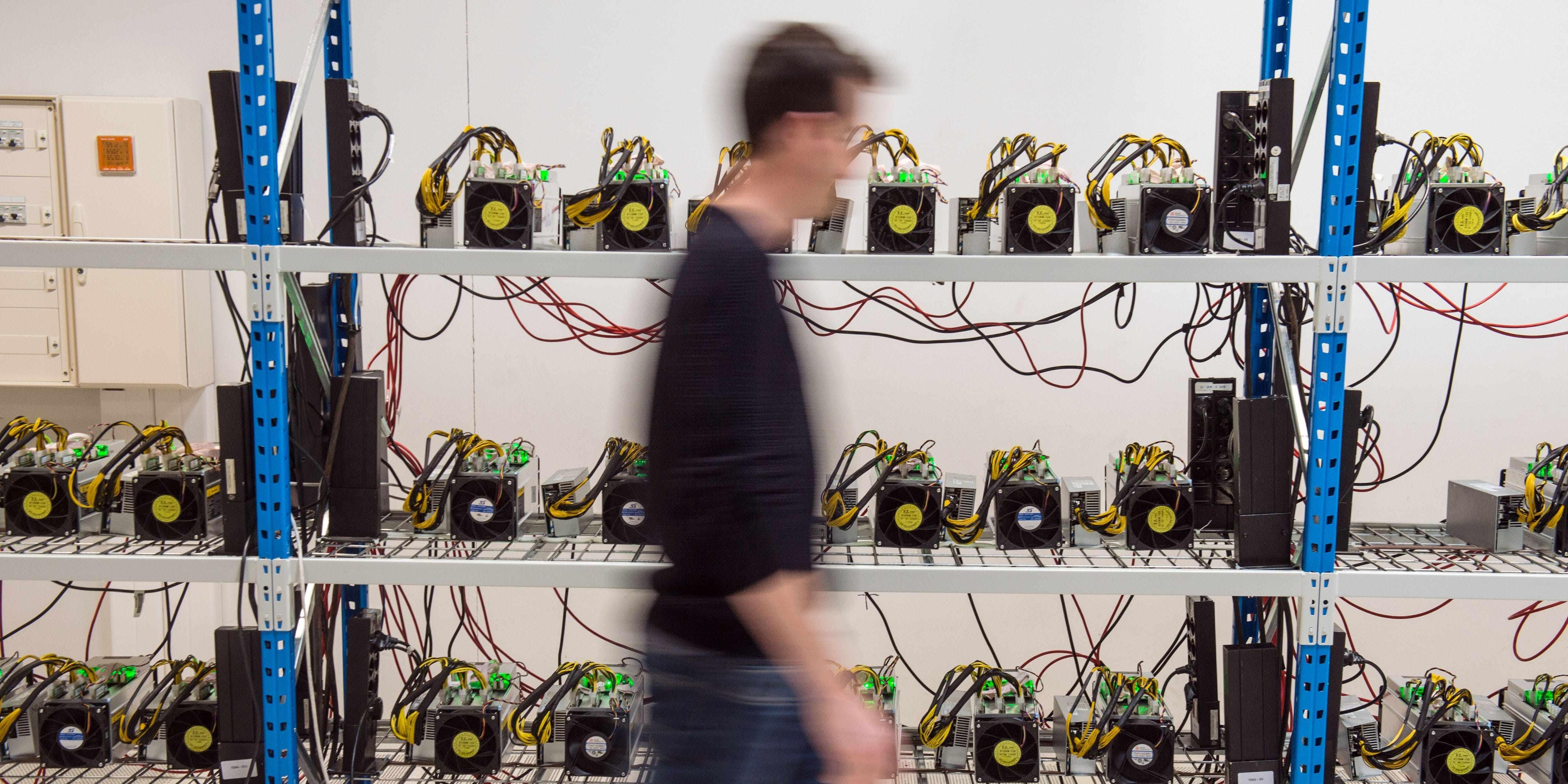 green cryptocurrency energy intensive method